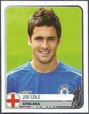PANINI 1955-2005 CHAMPIONS OF EUROPE- #135-CHELSEA-JOE COLE