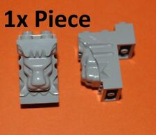 LEGO PARTS - 1X LION HEADS/CONSOLE BRICK 2X3X3/HARRY POTTER CASTLE/MODULAR 10190