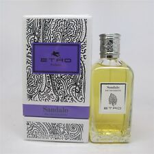 SANDALO by ETRO 100 ml/ 3.3 oz Eau de Toilette Spray NIB
