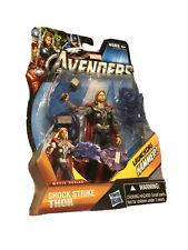 Marvel Legends Avengers Movie Series Shock Strike Thor Action Figure