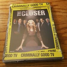 The Closer: Complete First Season (DVD) 1 Kyra Sedgwick tv show series NEW