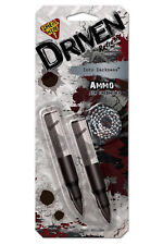 Driven Ammo Bullet Necklace Hanging Car Air Freshener, Into Darkness