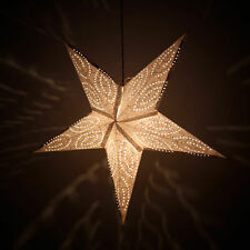 Hanging Paper Star Lamp Light Latern Christmas (Set of 50 lamps)