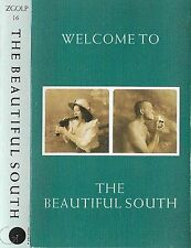 Beautiful South Welcome To The Beautiful South CASSETTE ALBUM Indie Rock Pop