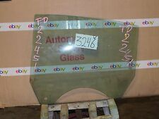 09 10 11 12 Volkswagen Cc Rear Driver Side Door Glass Used #3246-V