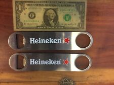 Heineken Beer Bottle Opener Lot Of 2
