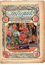 rivista L'INTREPIDO ANNO 1927 NUMERO 404