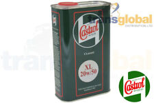 XL 20W/50 Engine Oil Classic Cars & Motorcycles (pre 1980) 1 Litre - Castrol