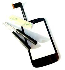 For HTC Pico Explorer A310E Front Touch Screen Digitizer Glass Lens Black