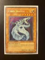 Yugioh Cyber Dragon SECRET RARE CT03-EN002 LIMITED EDITION near mint