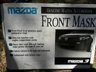 Unopened Front End Mask Cover Bra Fits MAZDA 3 part # Exc. MAZDA SPEED 12 13