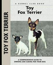 Toy Fox Terrier (Comprehensive Owner's Guide)-ExLibrary