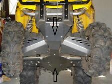 15-4602 2 PCS Chassis Skid Plate - BOMBARDIER CAN-AM OUTLANDER G1 2006 - 2012