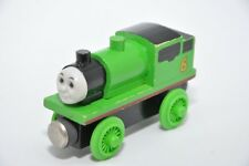 PERCY / 1992-1993 EDITION / Flat magnets + Staples / Rare Thomas wooden train