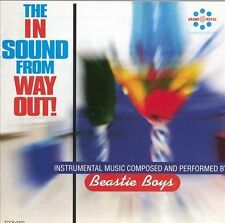 The In Sound from Way Out! by Beastie Boys (CD, Apr-1996, Grand Royal (USA))