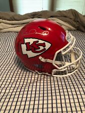 Patrick Mahomes Signed/Autographed Speed Authentic Helmet Steiner