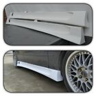 Side Skirts Elixir Style For Lexus Is200 Is300 Toyota Altezza Sxe10