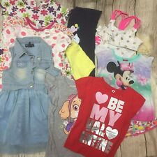 Lot Of 10+ Toddler 3T Girl Spring/Summer Clothes Disney Jumping Beans exc...