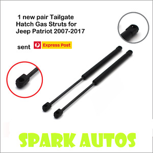 Tailgate Hatch Gas Struts for Jeep Patriot 2007-2017 same: 5054353AB  68061369AA