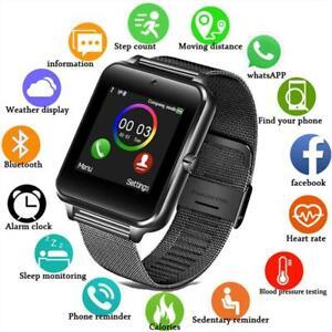 ✅ Touch Screen Smartwatch Smart Watch for Samsung Galaxy iPhone LG Motorola ✅