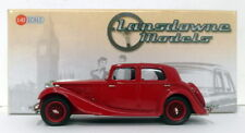 Lansdowne Models 1/43 Scale LDM66A - 1935=36 Triumph Gloria Vitesse - Dark Red