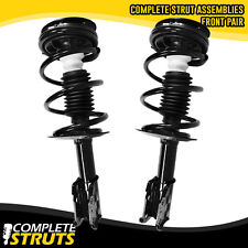 1999-2005 Pontiac Grand Am Front Complete Struts & Coil Spring Assembly Pair x2