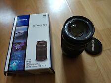 Olympus M.Zuiko Digital ED 75-300mm F/4.8-F/6.7 Telephoto Lens - Black