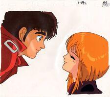 Anime Cel ZZ Gundam #72