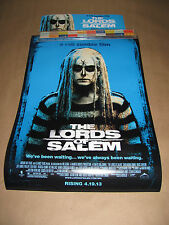 Lords of Salem 11 x 17 Poster, Bumper Sticker & Wristband Brand New, USC#906