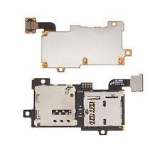SAMSUNG I9300 GALAXY S3 SIII SIM CARD READER SD CARD READER Holder Flex Cable