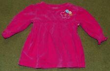 Baby Girls LITTLE WONDERS Long Sleeve DRESS 3-6 Months
