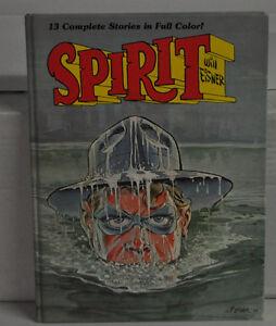 THE SPIRIT COLOR ALBUM  HARDCOVER  VOLUME 1 VF 1981