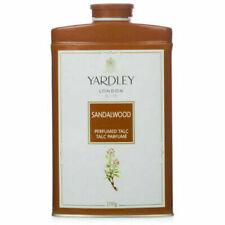 Yardley London Sandalwood  Perfumed Talc Talc Perfume Talcum Powder (100gm)