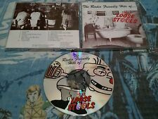 THE LOOSE STOOLS - THE RADIO FRIENDLY HITS OF CD 1997 ROCK RARE INDIE DETROIT