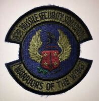 b7666 US Air Force Vietnam 635th SPS Security Police Squadron U Tapao IR22C