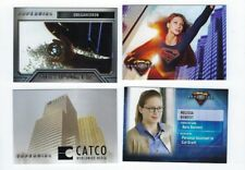 Cryptozoic Supergirl Season 1 mini-master set base 1-72 + 3 inserts 99 cards