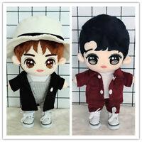 Chen Qingling Wang Yibo Xiao Zhan Cos Plush Doll Cute Stuffed Toy 王一博 肖战 Gift