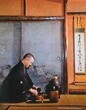 Werner Bischof Photo Print 21x30 Tea ceremony Teezeremonie Kioto Kyoto Japan '51