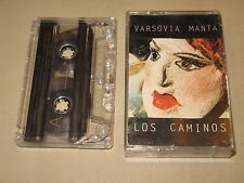 VARSOVIA MANTA - Los Caminos - MC Cassette tape 1995/2363