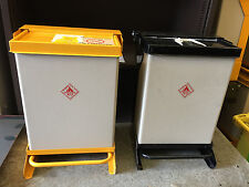 FORMER NHS PEDAL BINS- SMALL - CLINICAL WASTE
