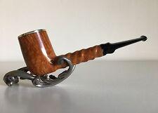"Pfeife LUIGI RADICE ""25 Anniversary"" limited edition pipe with silver. NEW RARE!"