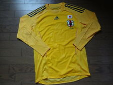 Nadeshiko Japan 100% Authentic Soccer GK Jersey 2011 Away 2XOT Player Issue Rare