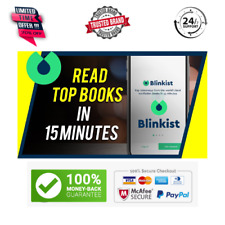 BLINKIST Premium | 24 month warranty | fast Delivery | Hot deal