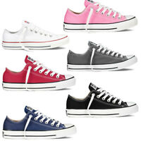 Original Converse All Star Chuck Taylor Ox Classic Colours Size UK 3 - 8