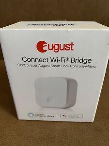 August Connect Wi-Fi Remote Access Bridge - White
