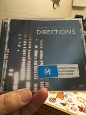 Death Cab For Cutie Directions CD
