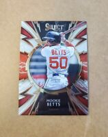 2020 Panini Select Sparks Mookie Betts Insert #SP-1 Boston Red Sox
