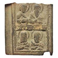 Medieval European Late/Post Crusades Christian Icon Artifact - Ca 900-1600 AD I