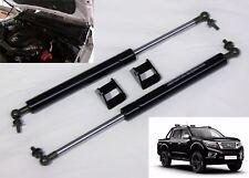 Bonnet Gas Struts Damper Kit for Nissan Navara D23 NP300 2014 onwards - Pair