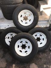 "Toyota Nissan 15"" Off Road Wella Type Wheels X 4"